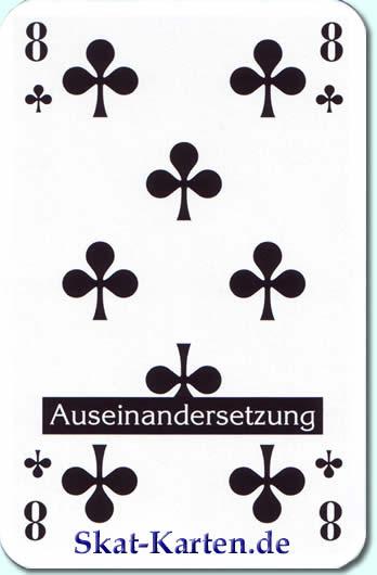 Kartenspiel Kreuz